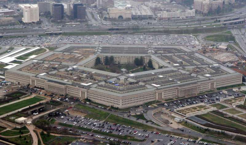 Pentagon reconsidering huge JEDI cloud-computing contract