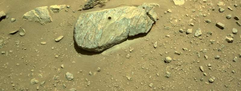 Perseverance's first major successes on Mars – an update from mission scientists