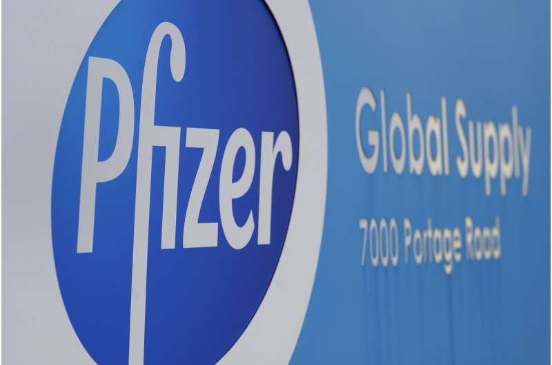 Pfizer study suggests vaccine works against virus variant