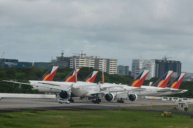 Philippine Airlines has said it will file for bankruptcy