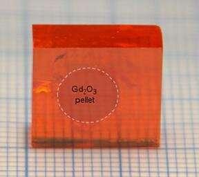 La perovskita fotoeléctrica puede detectar neutrones