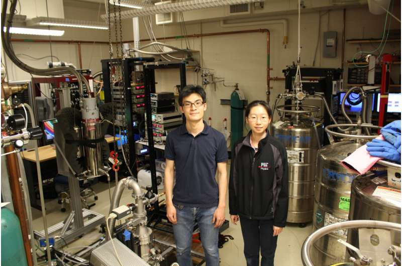 """Physicists engineer new property out of """"white"""" graphene"""
