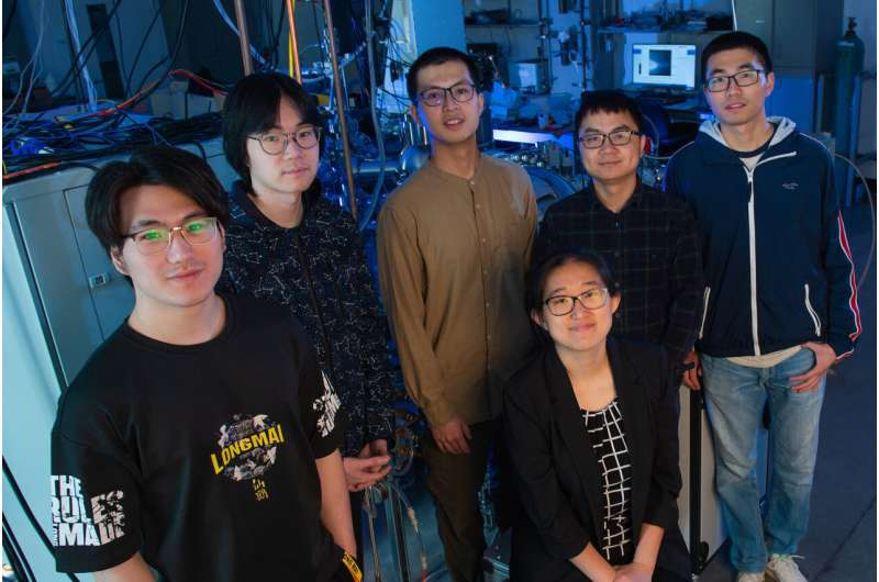 Physicists find room-temperature, 2D-to-1D topological transition