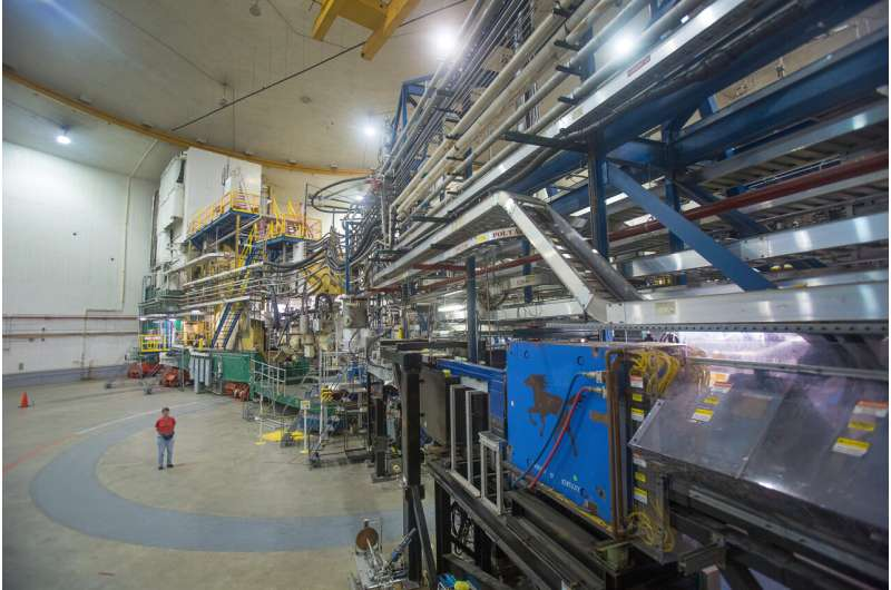 Physicists net neutron star gold from measurement of lead