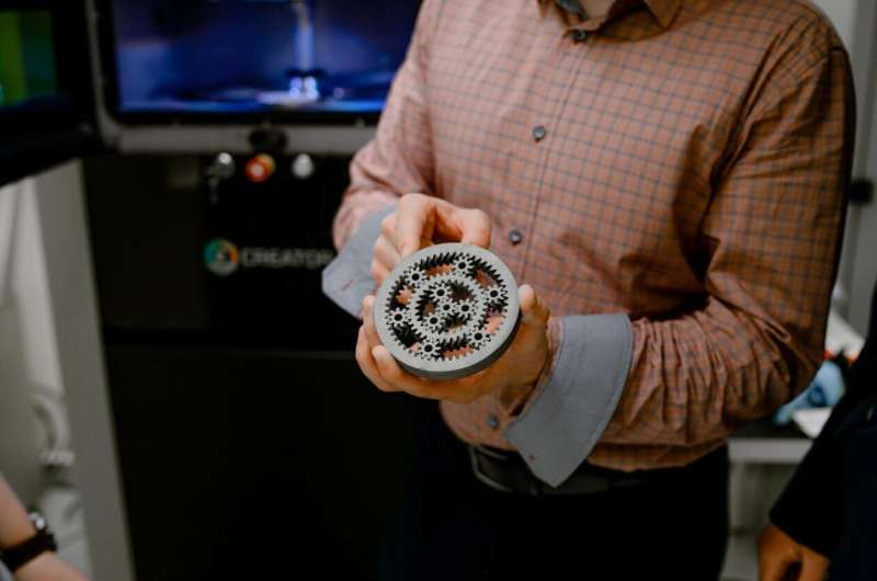 Physicists will print magnets with a 3D printer