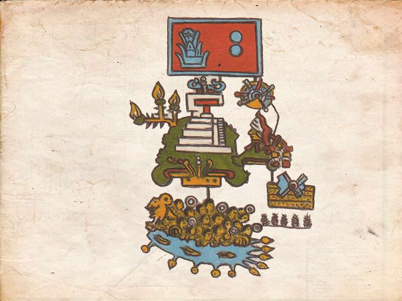 Pictograms are first written accounts of earthquakes in pre-Hispanic Mexico
