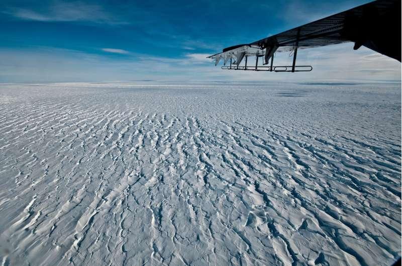 Pine Island Glacier's ice shelf is ripping apart, speeding up key Antarctic glacier