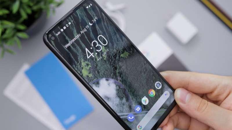 Téléphone intelligent Pixel