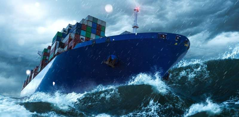 Plastic pollution: scientists track a cargo spill from New York to Norway, reveal how currents disperse harmful substances