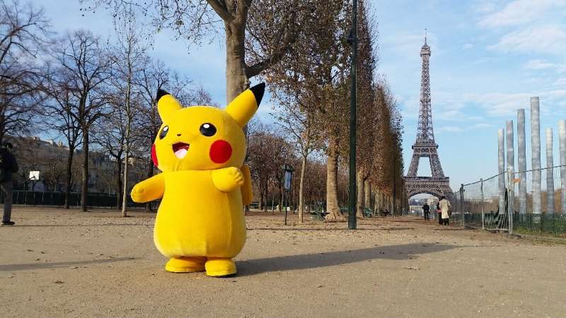 Pokemon Go has been hugely successful around the world, including during the pandemic