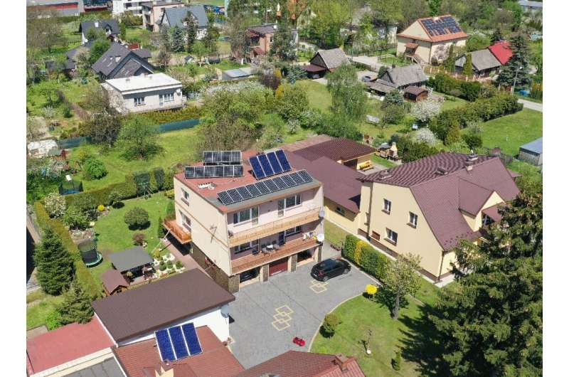 Poland has long trailed other members of the European Union in solar power, but recent government subsidies have seen solar pane