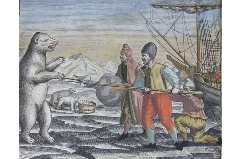 Polar bears have captivated artists' imaginations for centuries, but what they've symbolized has changed over time