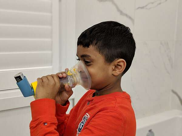 Population-based study shows air pollution exposure contributes to childhood asthma