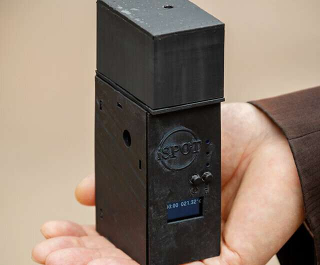 Portable, affordable, accurate, fast: Team invents new COVID-19 test