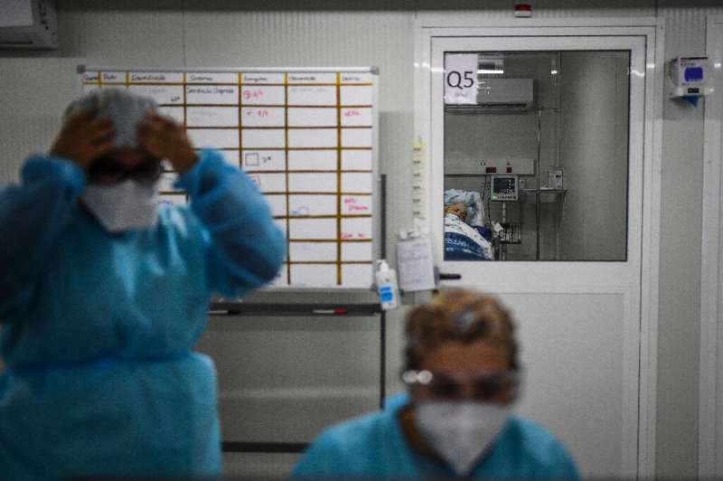 Portugal is among those European countries facing a severe test of its health system from an upsurge in virus cases