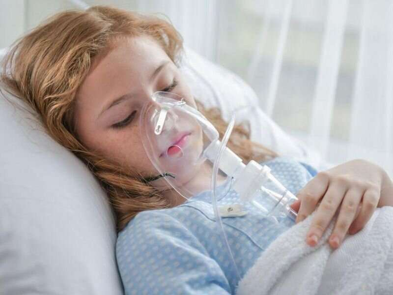 Postop pneumonia risk up with pediatric neurologic comorbidity
