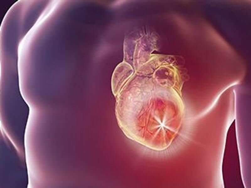 Predicted heart age higher among cancer survivors