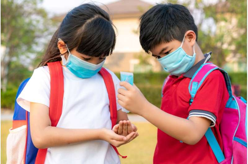 Preventing life-threatening pediatric condition starts with pandemic safeguards