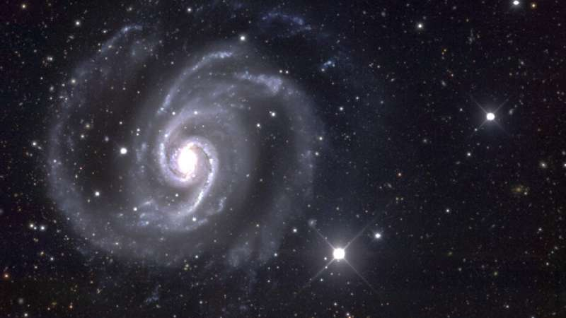 """Project maps """"astronomical"""" number of celestial objects"""