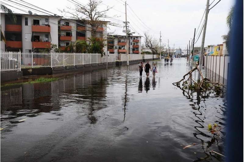 Puerto Rico is prone to more flooding than the island is prepared to handle