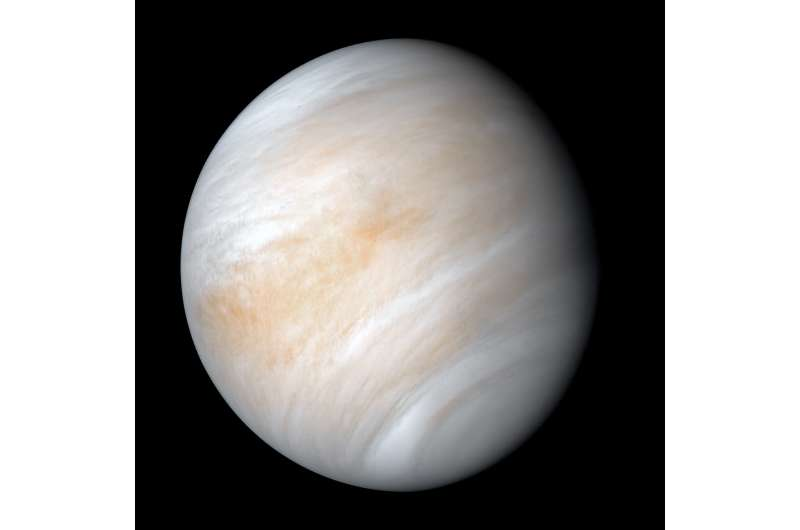 Purported phosphine on Venus more likely to be ordinary sulfur dioxide, new study shows