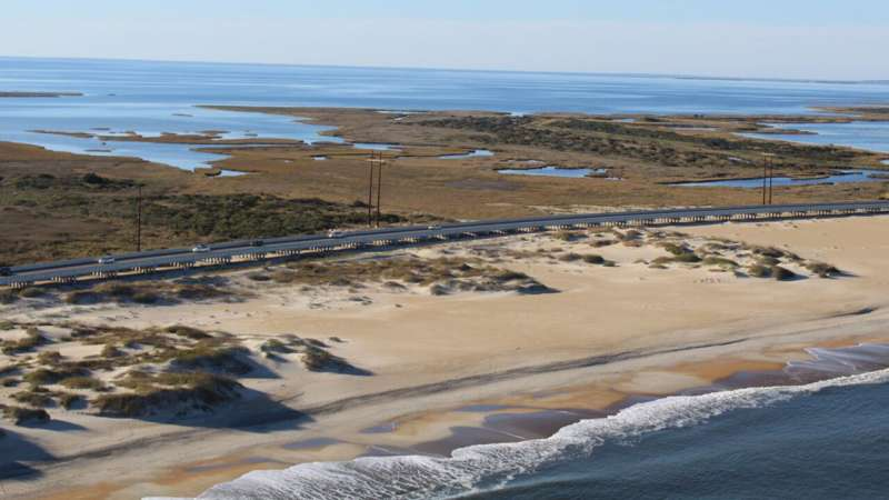 Quantifying Change on Barrier Islands Highlights the Value of Storms