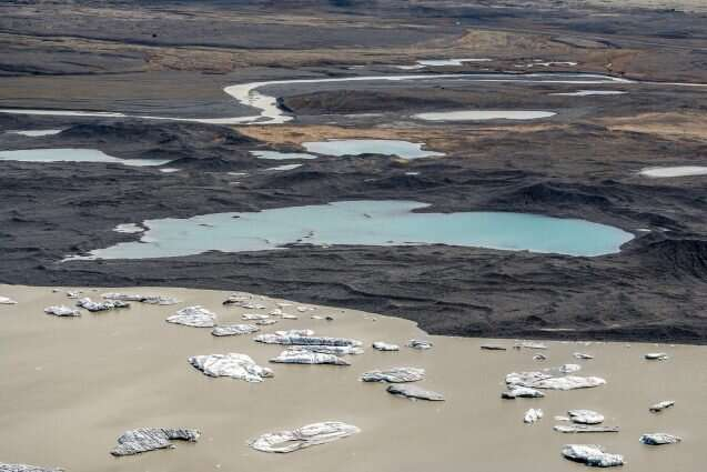 Quantifying the ecosystem services of glaciers highlights their importance to humankind
