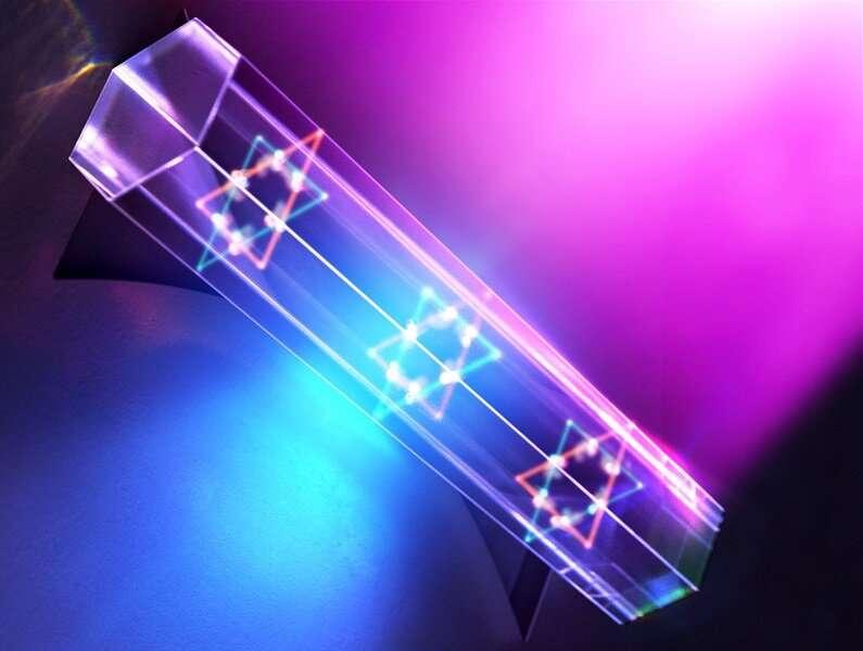 Quantum laser turns energy loss into gain
