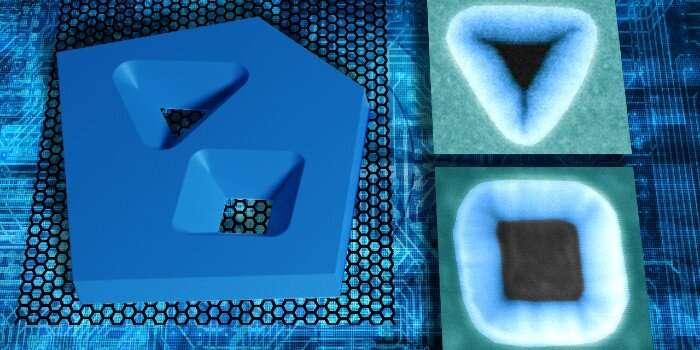 Kwantummaterialen snijden dichterbij dan ooit