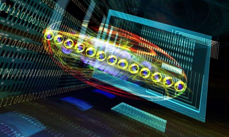Quantum simulation: Measurement of entanglement made easier
