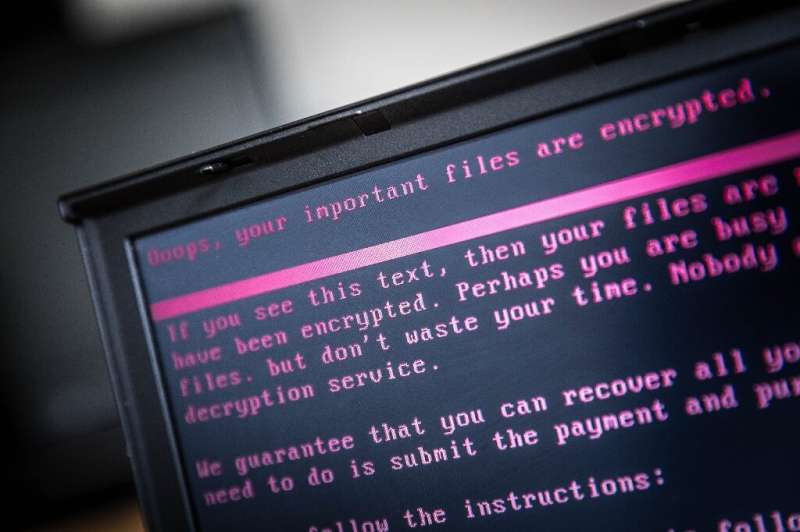 Ransomware showed no signs of easing in 2020 with some 2,000 organizations hit in the United States in government, education and