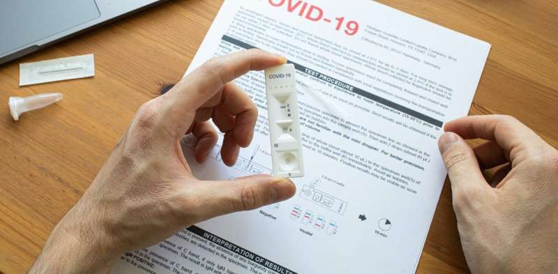 Rapid antigen testing isn't perfect. But it could be a useful part of Australia's COVID response