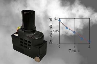 Rapid measurement of aerosol volatility using a deep learning-based portable microscope
