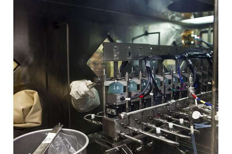 Recycling Gives New Purpose to Spent Nuclear Fuel