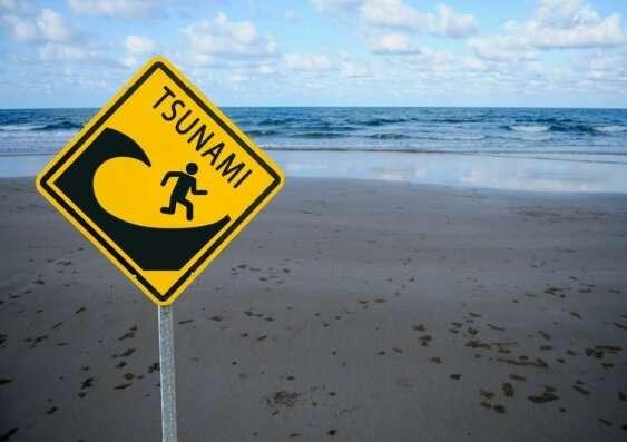 Reef degradation leaves Australian coast vulnerable to tsunami damage