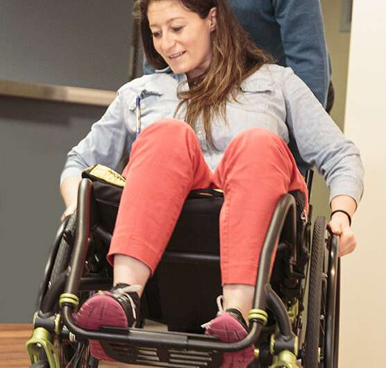 Remote learning shown to be effective for preparing clinicians as wheelchair-skills trainers