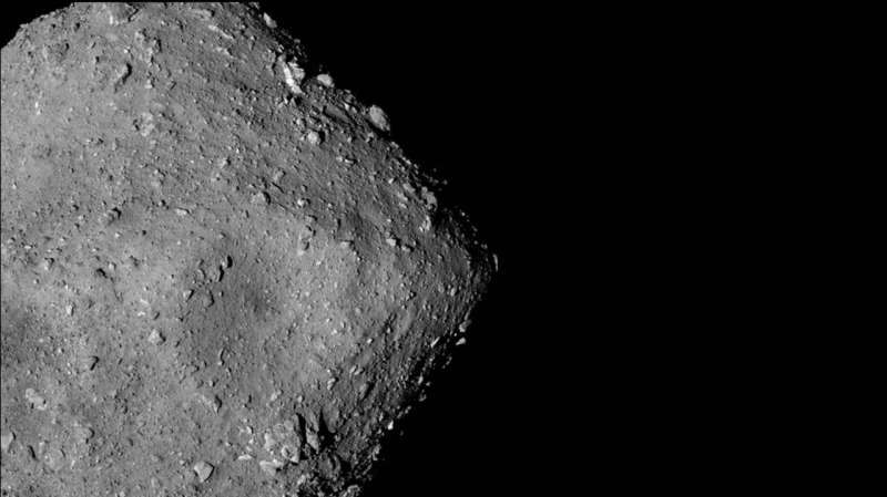 Remote sensing data sheds light on when and how asteroid Ryugu lost its water