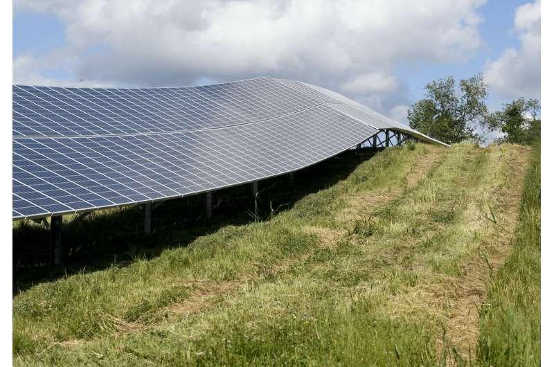 Informe: la energía solar podría alimentar el 40% de la electricidad de EE. UU. Para 2035