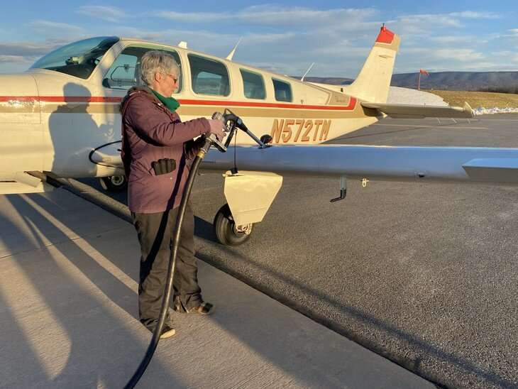 Report calls for multipronged action to mitigate small aircraft lead emissions