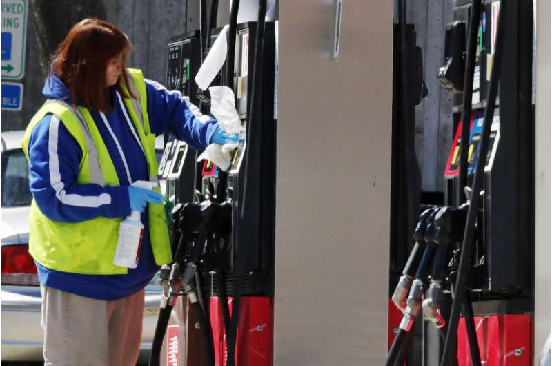 Report: World demand for gasoline may never recover