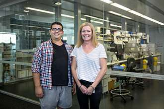 Research discovery identifies cause of neonatal strokes
