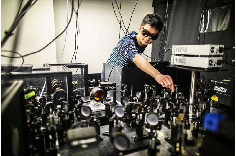 Research demonstrates how small amounts of strain can be used to control a material's properties