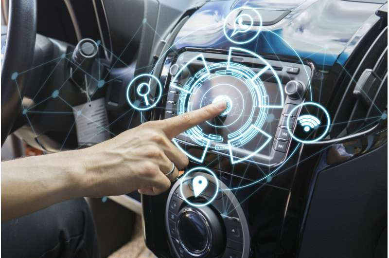 Researcher develops a smart-car identity and access management (IAM) system
