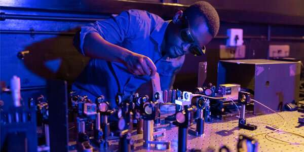 Researcher develops fast tool for quantum computing and communication