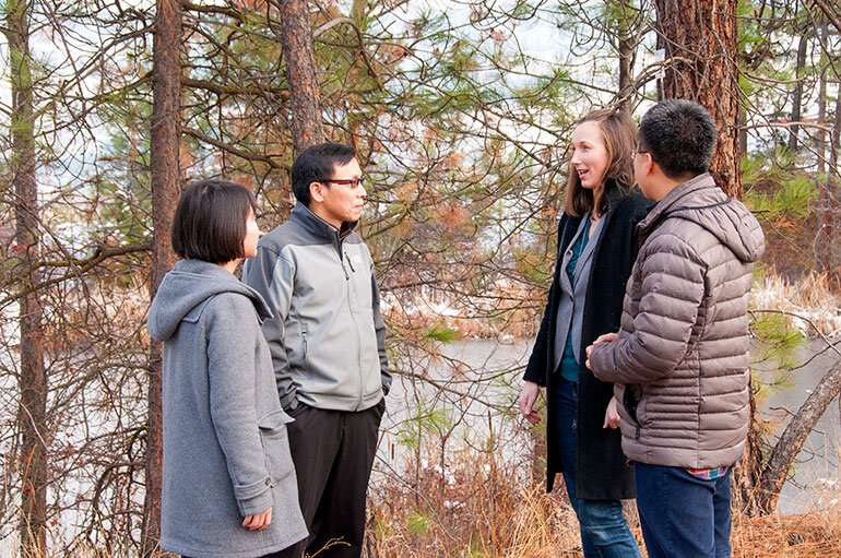 Researcher recommends systematic approach to forest and water supply management