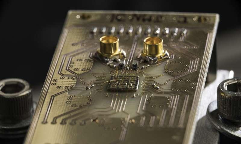 Researchers confront major hurdle in quantum computing