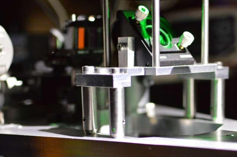 Los investigadores están creando un microscopio cuántico que puede ver lo imposible