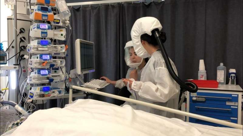 Researchers demonstrate a more effective personal protective equipment strategy for COVID-19