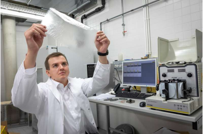 Researchers develop green alternatives to fossil raw materials