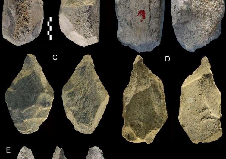 حدد الباحثون الرقم القياسي لأدوات عظام الفيل القديمة